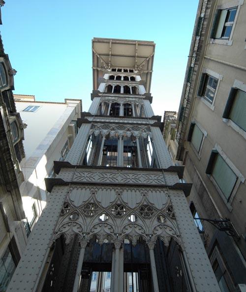 Elevador De Santa Justa Lisboa