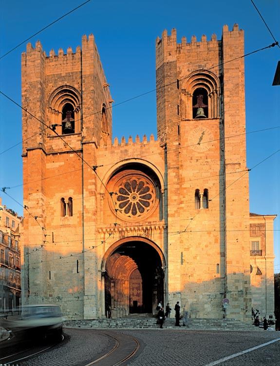 Lisbon's Cathedral, Lisbon