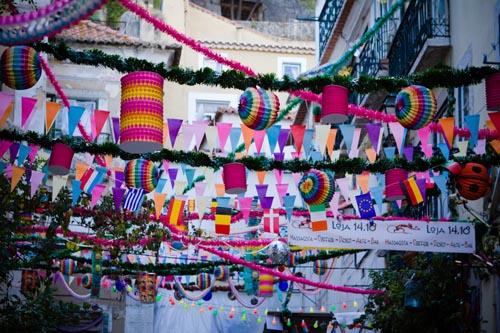 Fiestas en Portugal