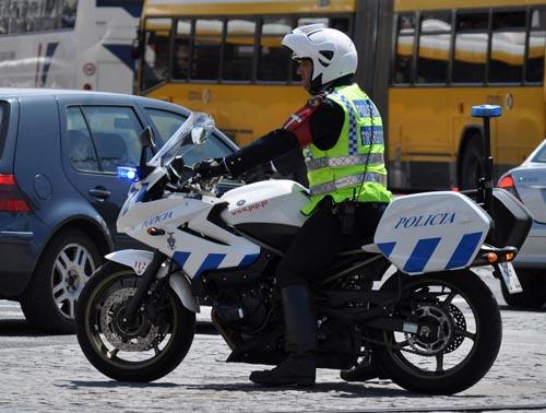 Seguridad pública en Portugal