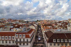 Baixa Pombalina, Lisboa, Portugal