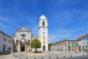 Sé Catedral de Aveiro, Portugal