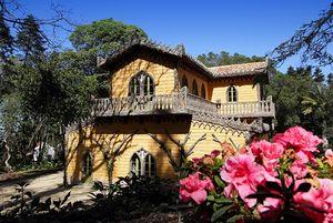 Chalet y Jardín de la Condesa D'Edla, Sintra