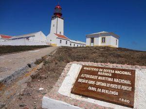 Faro de la Isla Berlenga