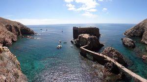 Fuerte São João Baptista, Isla de Berlenga