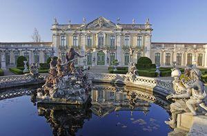 Palacio Nacional de Queluz, Sintra
