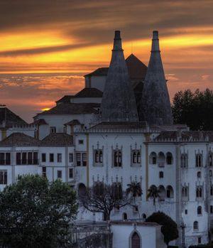 Palacio Nacional de Sintra, Sintra