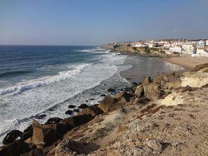 Playa das Maçãs, Sintra, Portugal